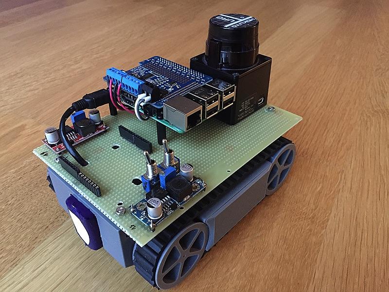 minibot - von hinten rechts