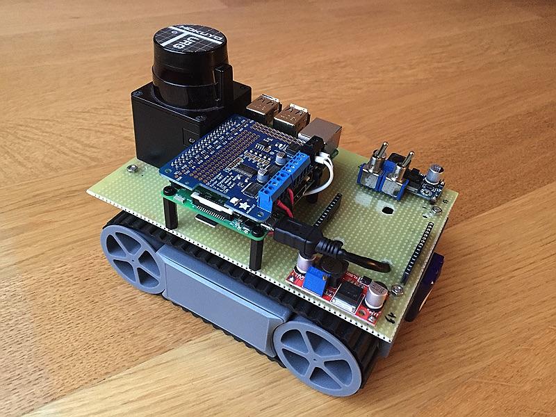 minibot - von links